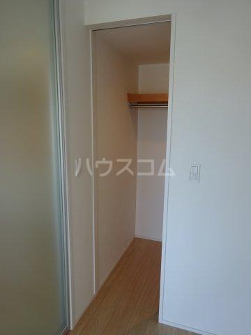 グランガーデンⅢ 3203号室の収納