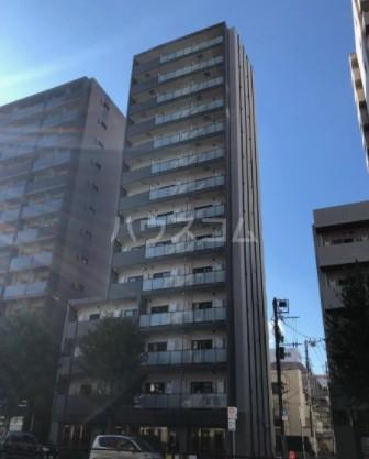 アーバネックス西新宿Ⅱの外観