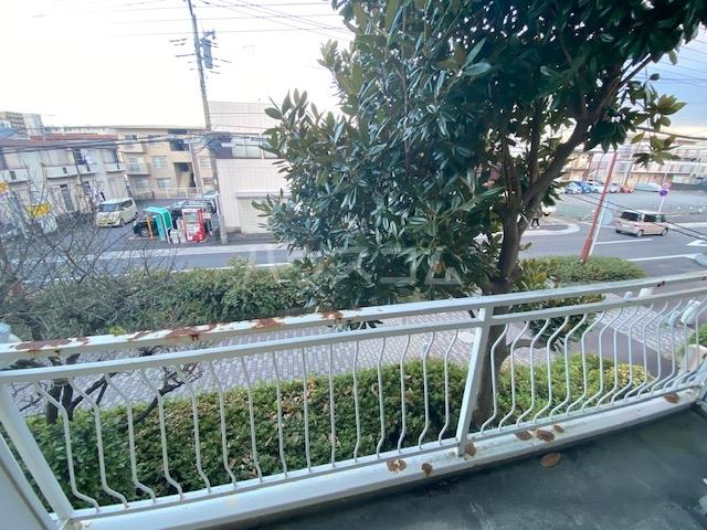 藤花マンション 208号室の景色