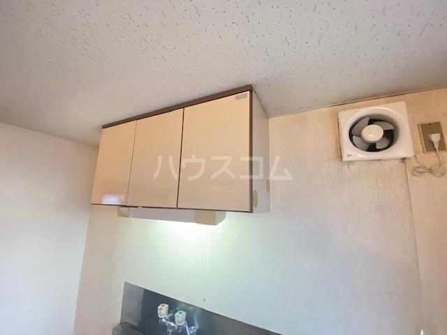 藤花マンション 208号室の設備