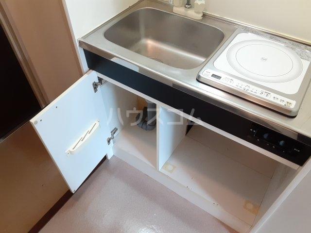 CKすずかけ台 327号室のキッチン