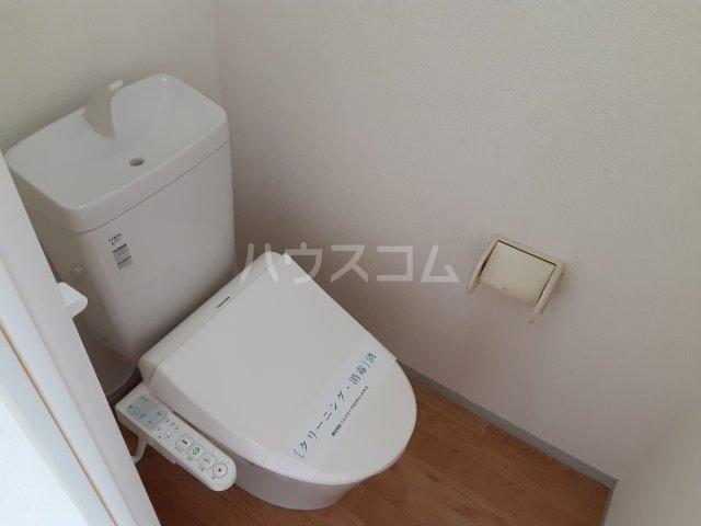 サンハイツ鶴巻 101号室のトイレ