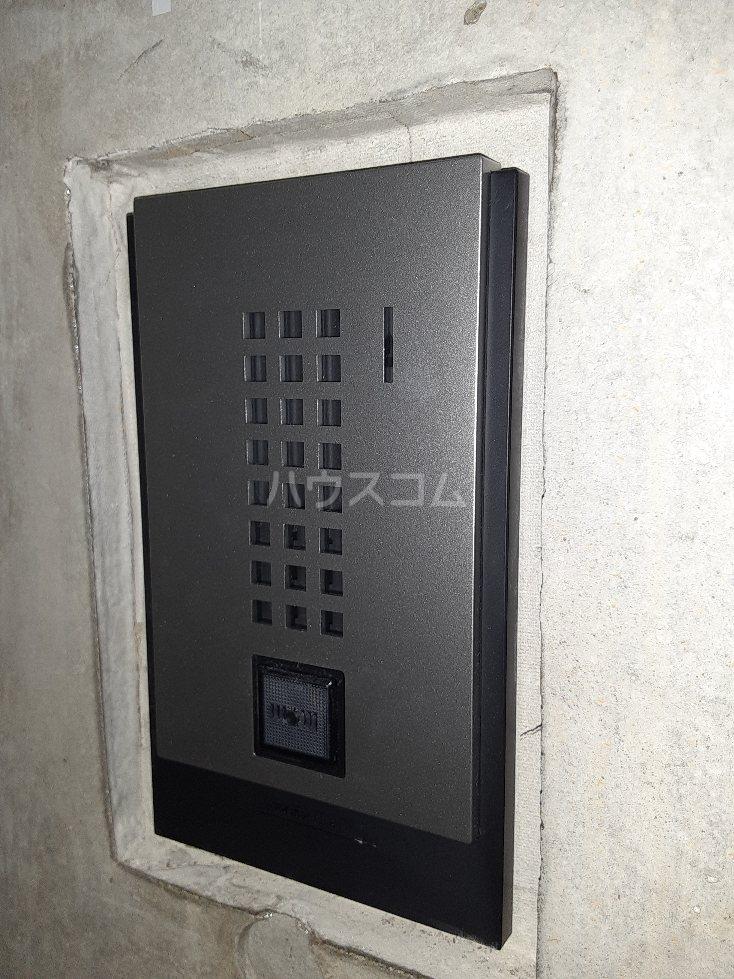 フリューゲル綾瀬 103号室のセキュリティ