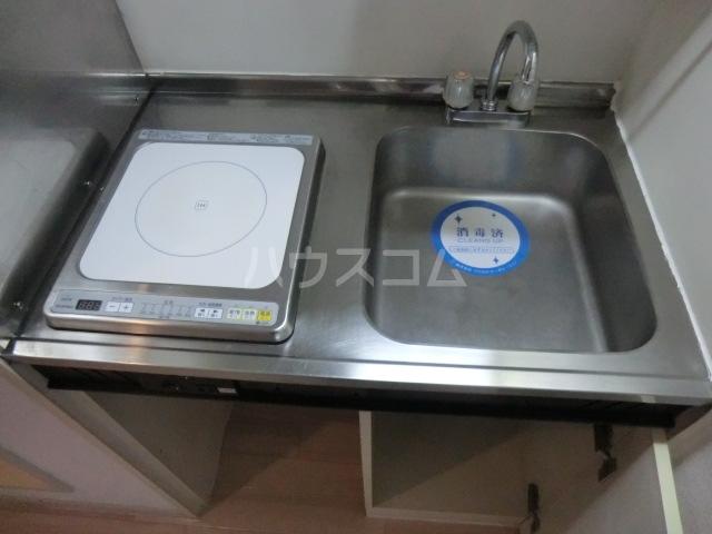 Kozy3番館 102号室の設備