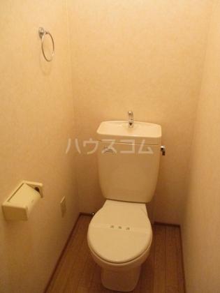 シャンテ 101号室のトイレ