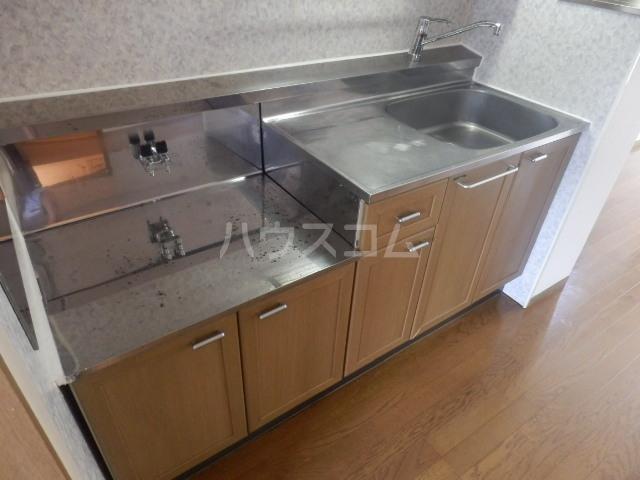 グランカーサ 105号室のキッチン
