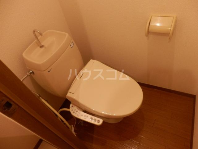 グランカーサ 105号室のトイレ