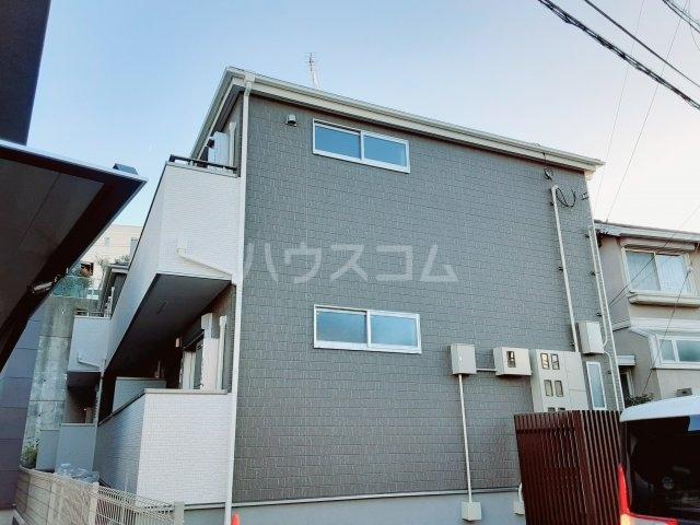 リーブルファイン塚田外観写真