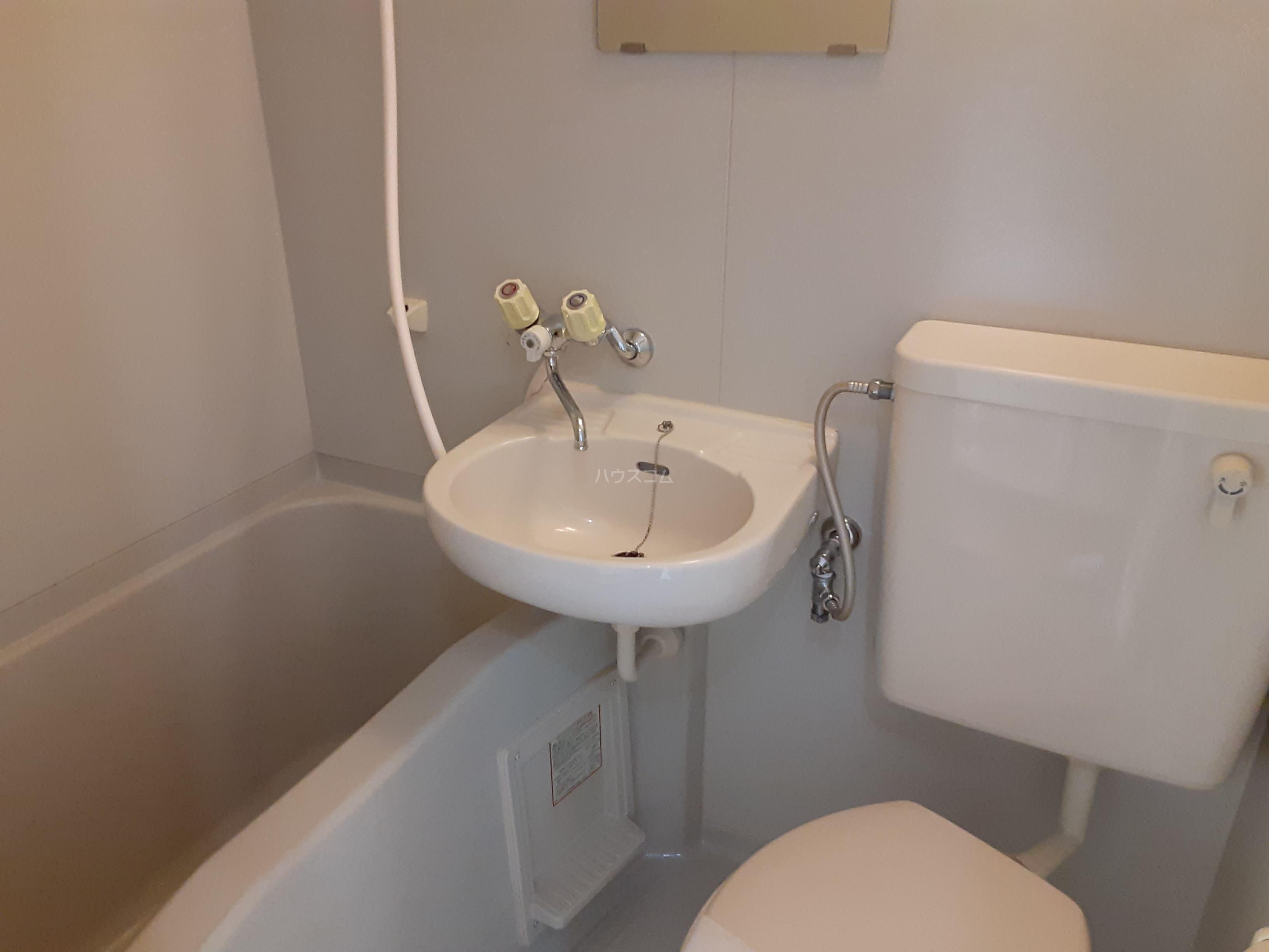 メゾンアリスト 203号室の洗面所