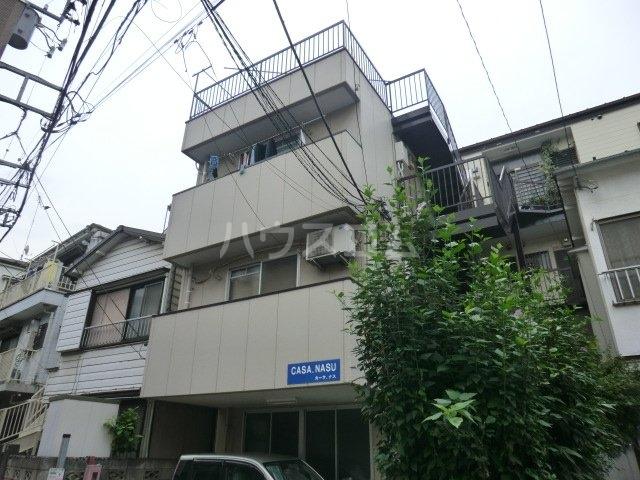 CASA・NASU B棟外観写真