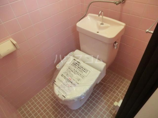 第16島田マンション 307号室のトイレ