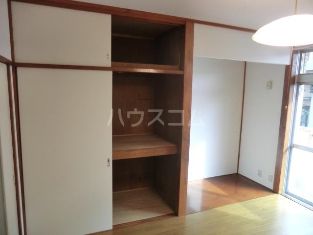 第16島田マンション 307号室の収納