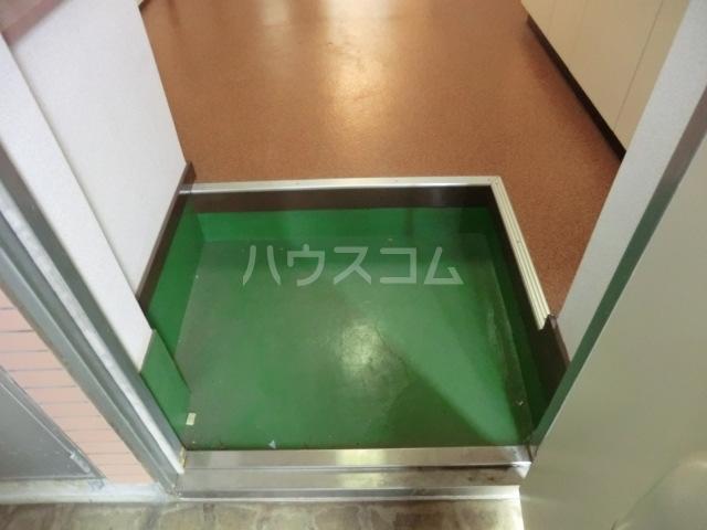 第16島田マンション 307号室の玄関