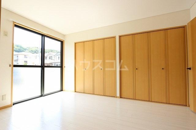 エスポワール立野A 201号室の収納