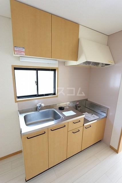 エスポワール立野A 201号室のキッチン