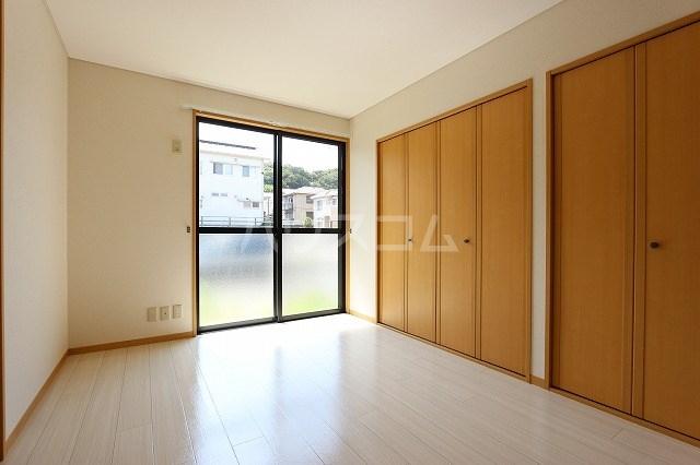 エスポワール立野A 201号室のベッドルーム