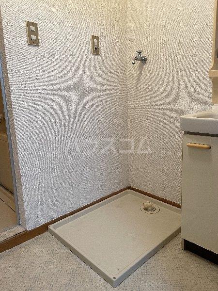 松田ハイツ 302号室の収納