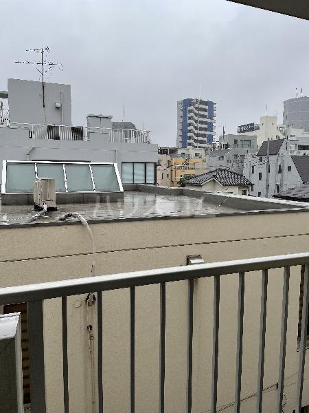 松田ハイツ 302号室の景色