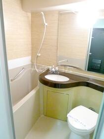 ワコーレエレガンスさがみ野第2 306号室のトイレ