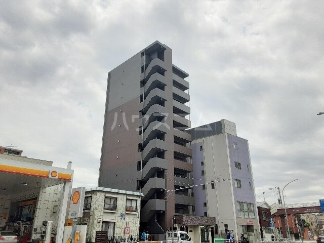 ティーリーフ横浜ベイステージ外観写真