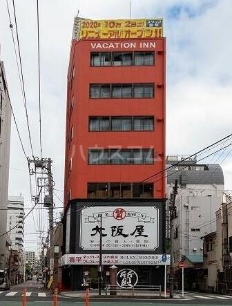 Vacation Inn 横浜関内外観写真