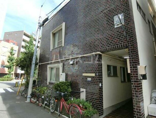 仲澤マンション外観写真