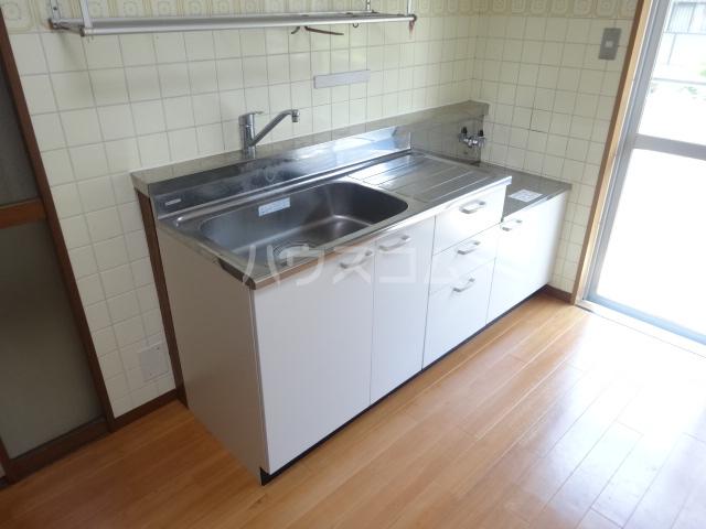 雉の上コーポラス 204号室のキッチン