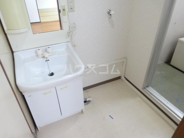 雉の上コーポラス 204号室の洗面所