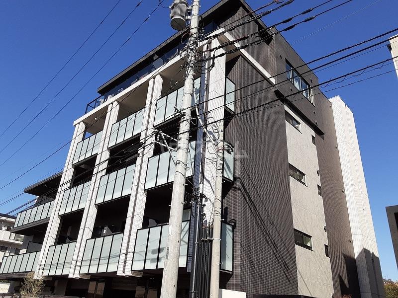 Papillon Sengawa外観写真
