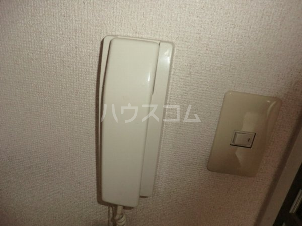 アップルコート春日井 107号室のセキュリティ