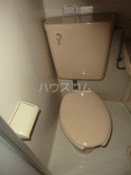 アップルコート春日井 107号室のトイレ