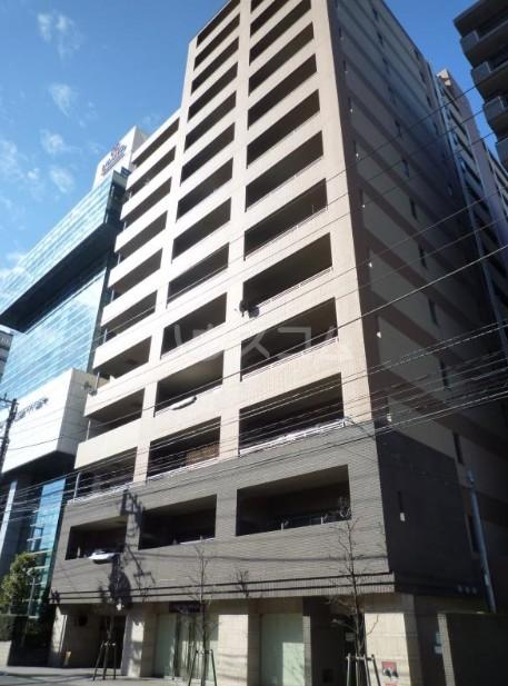 ひかるコート横浜の外観