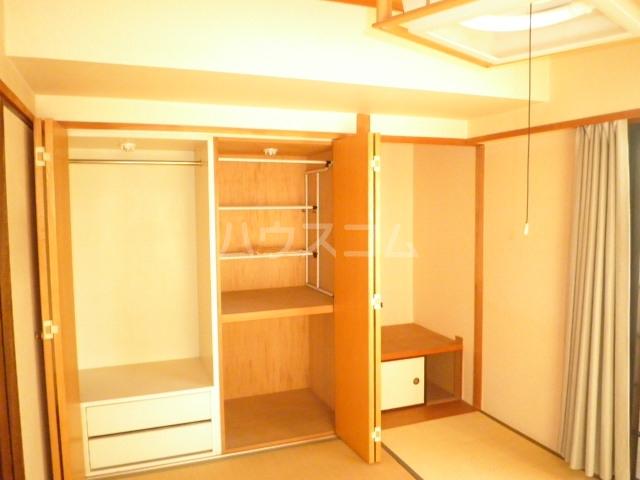 ラ・クール泉 408号室の収納