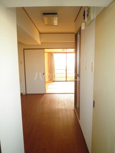 ラ・クール泉 408号室のベッドルーム