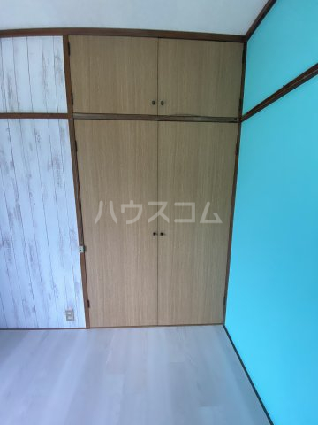 コートビレジA 3-B号室の収納