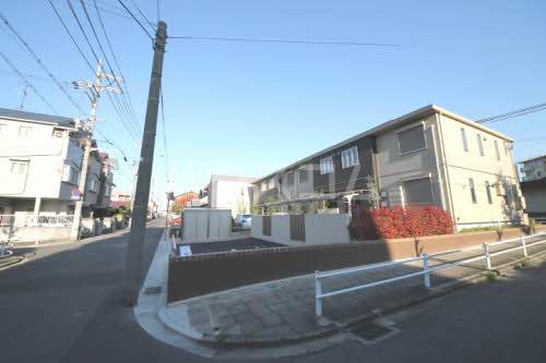 Casa di otto 富木の外観