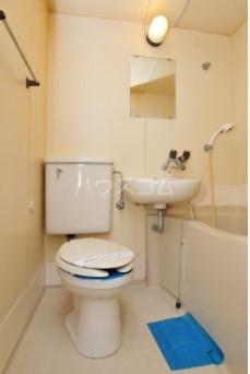 メゾン・ド・パラディ 506号室の風呂