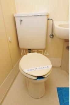 メゾン・ド・パラディ 506号室のトイレ