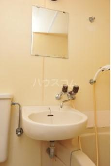 メゾン・ド・パラディ 506号室の洗面所