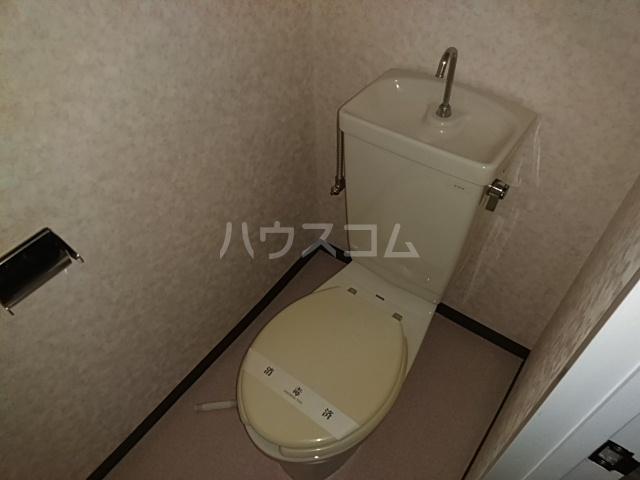 アルテミスm,s 101号室のトイレ