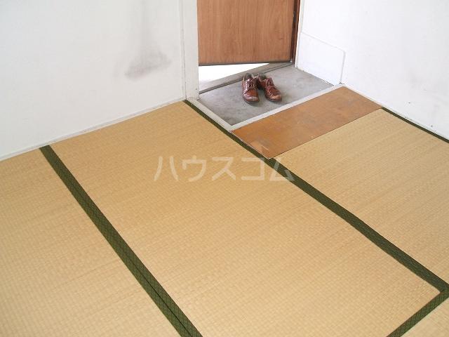 第二大八木荘 302号室のキッチン