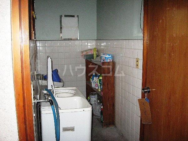 第二大八木荘 302号室の風呂