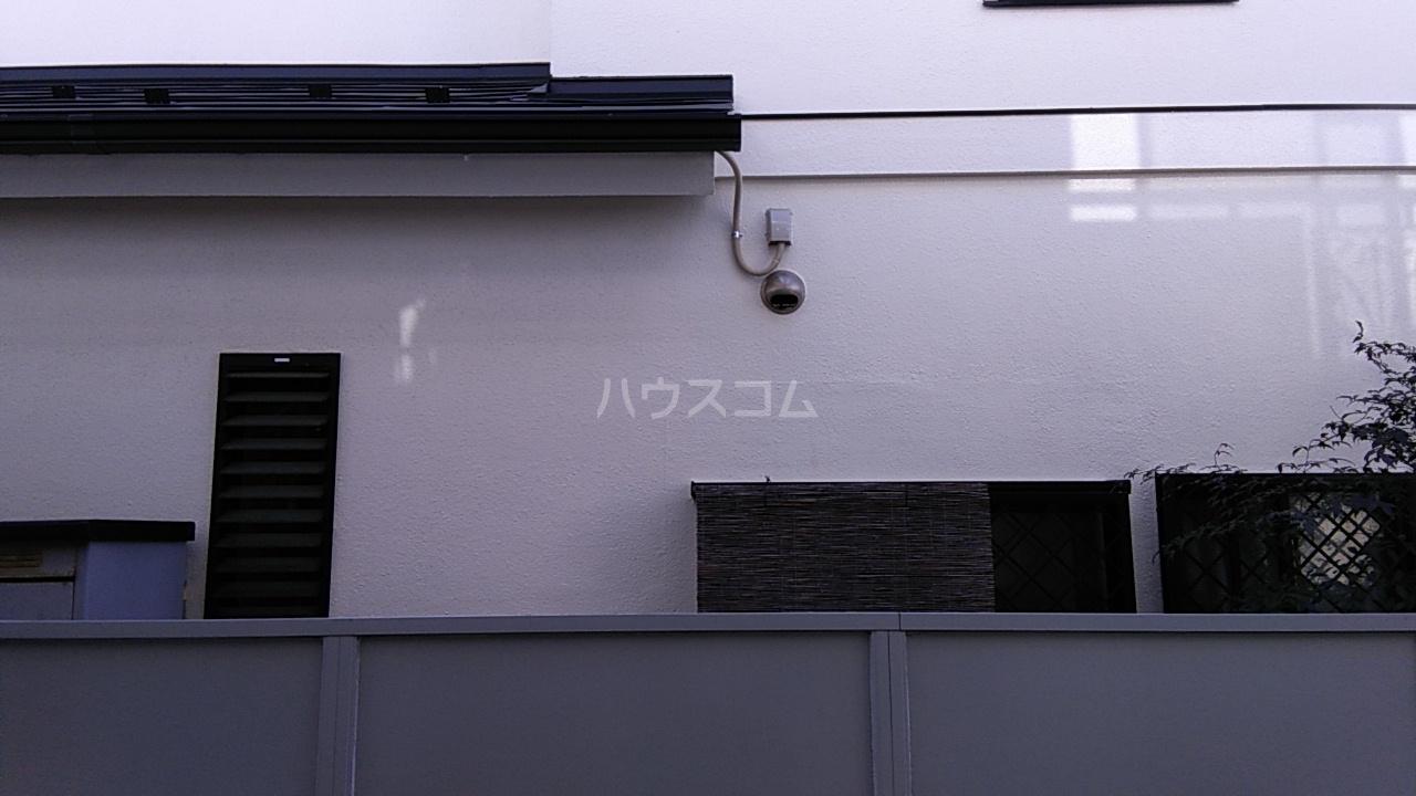 田村アパートメント 102号室の景色