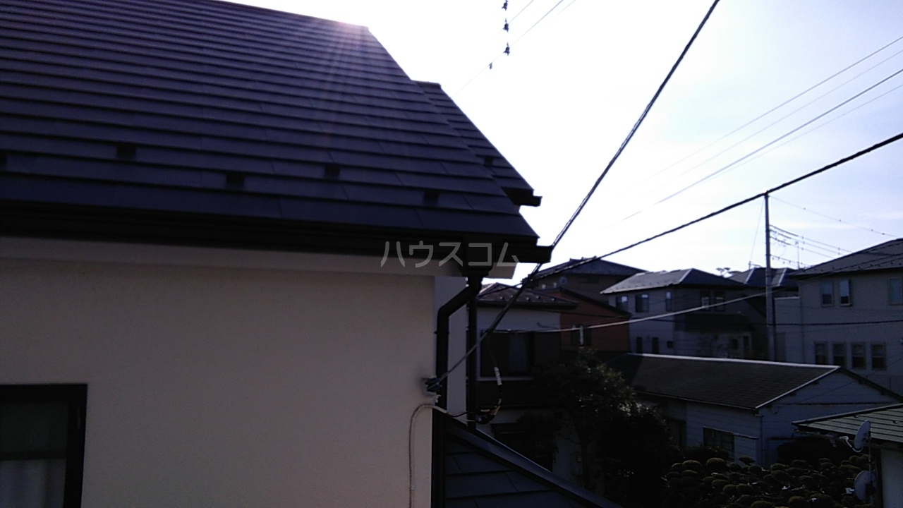 田村アパートメント 201号室の景色