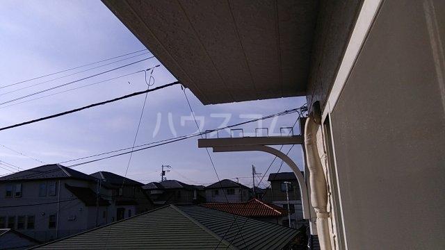 田村アパートメント 201号室の収納