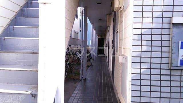 田村アパートメント 201号室のセキュリティ