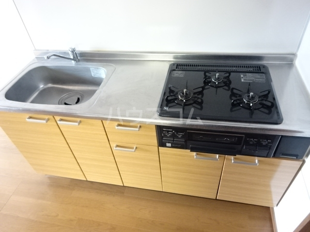KIMA GRESO 2-B号室のキッチン