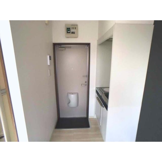 第100オーナーズビル 301号室の玄関