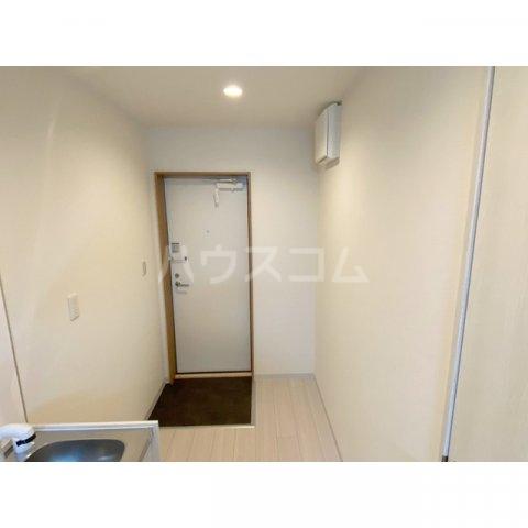 リブレス新河岸Ⅴ 旧新河岸元寮 108号室の玄関