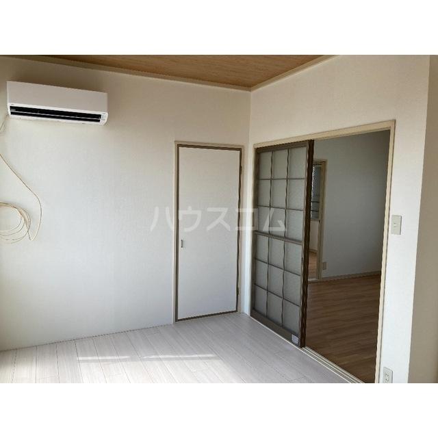 フレグランスワタヌキ2号館 202号室の居室